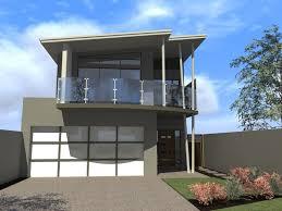 duplex beach house plans modern house plans narrow plan lot with garage floor luxury cottage