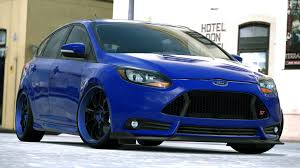 2014 ford focus st blue ford focus st gran turismo 6 by vertualissimo on deviantart