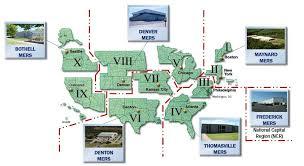 fema region map mobile emergency response support locations fema gov