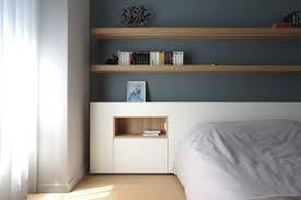 meuble chambre sur mesure rénovation d un appartement contemporain à lyon avec un meuble