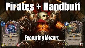 Pirate Meme - hearthstone meme deck handbuff pirate midrange youtube
