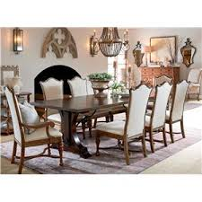 Drexel Dining Room Table Drexel Viage Northwest Passage Dining Table Stuckey Furniture