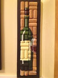 88 best crafts corks and bottles images on pinterest cork art