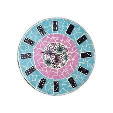 custom made clock domino clock mosaic clock made to order