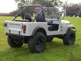 willys jeep lifted fully restored like cj8 cj5 fj40 bronco wrangler