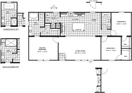 double wide trailers floor plans oakwood homes of fletcher nc available floorplans