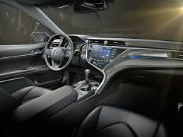 Toyota Interior Colors First Drive 2018 Toyota Camry Xse V6 Ny Daily News