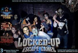 Locked In Room Games - locked in a room with a zombie escape room picture of locked up