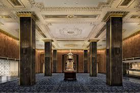 waldorf astoria new york floor plan see the waldorf astoria u0027s som designed renovation curbed ny