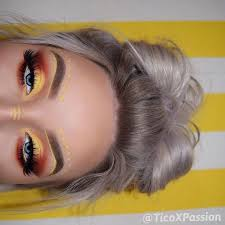 yellow primer so guys this is my fifth cochella festival inspired makeup look i