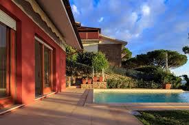 stunning view on the tuscan archipelago in castiglione della