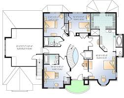 house plans with elevators attractive elevator plan 5 manor house plan with elevator