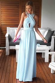 maxi light blue dress fashion dresses