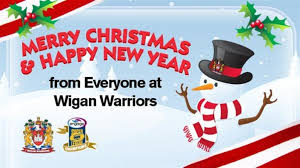 merry xmas wigan warriors