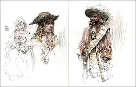 ahoy pirates and ships at the pointe citizen sketcher