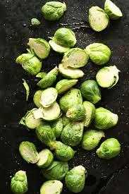brussel sprouts for thanksgiving vegan garlic alfredo pasta minimalist baker recipes