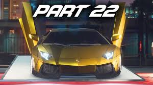 gold lamborghini need for speed payback gameplay walkthrough part 22 stealing a