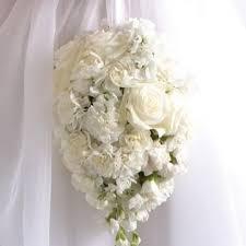 Bridal Bouquet Ideas White Wedding Style Carnations Bouquets Weddings Eve