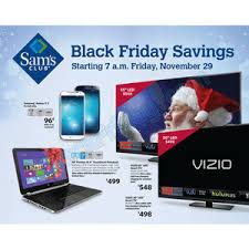 sam s club black friday 2013 ad