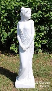 enigma marble resin statue garden ornament woodside