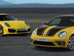volkswagen sports car models guess what the volkswagen beetle and porsche 911 have in common