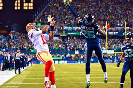 seahawks vs 49ers score grades and more from nfc chionship