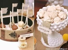 Bridal Shower Dessert Table Shabby Chic Bridal Shower Dessert Table Celebrations At Home