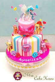 Home Decorated Cakes 418 Best My Little Pony Cakes Images On Pinterest My Little Pony