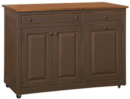 pine wood delta kitchen island maple top from dutchcrafters amish