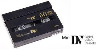 dv cassette numerisation et transfert de cassette mini dv dvcam micro mv