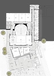 orchestra floor plan kristiansund opera and culture centre by c f møller architects