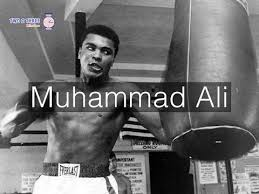 muhammad ali brief biography muhammad ali biography and facts in two 2 three minutes youtube
