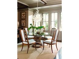 tommy bahama dining room furniture tommy bahama home dining room latitude dining table base 593 875