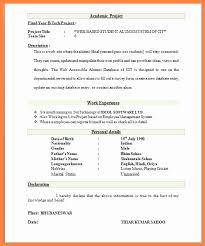 biodata format for freshers mba fresher resume format pdf luxury mba resume format for