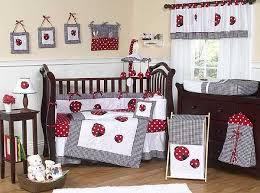 Ladybug Crib Bedding Set Ladybug Crib Bedding Set By Sweet Jojo Designs 9