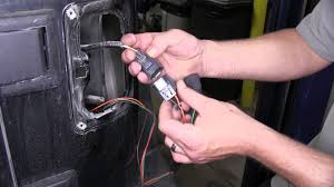 installation of the hopkins tail light wiring kit on a 2013 jeep