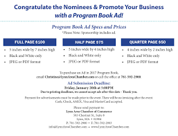 Thanks Email After Business Meeting 2017 annual meeting u0026 business excellence awards lynn area chamber