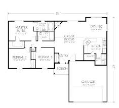 1 story floor plans modern 1 story house plans story modern house plans two floor