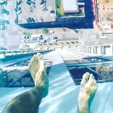 market square tower glass pool houston popsugar smart living
