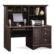 Sears Computer Desks Sauder Harbourview Computer Desk With Hutch Sears Sears