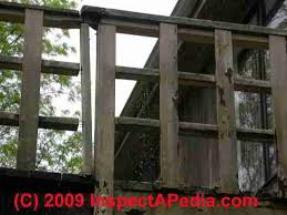 deck u0026 porch railing guardrailing construction u0026 codes guide to
