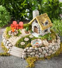 the best diy miniature garden ideas in with wood ornaments