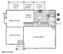 Pulte Home Floor Plans Amber Ridge By Pulte Homes At Mission Hills Henderson