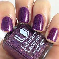the color box purple all the things swatch and review