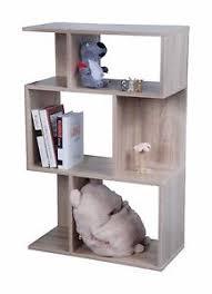 Oak Room Divider Shelves New 3 Tier Bookcase Room Divider Display Cabinet Shelf Shelving
