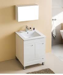 Floor Standing  Doors  Drawers Vanity Vintage Waterproof - Bathroom cabinet vintage 2