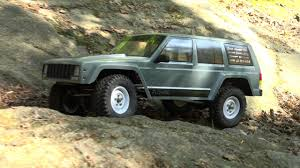jeep open scx 10 jeep cherokee open diff hd youtube