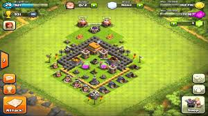 coc village layout level 5 clash of clans amazing town hall level 5 and 8 layout youtube