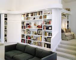 coolest bookshelf lighting design 12533