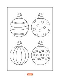 35 coloring pages for shutterfly coloring ornaments